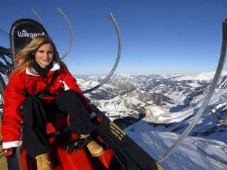 Alpine Coaster Glacier 3000 © Alpine Coaster Glacier 3000