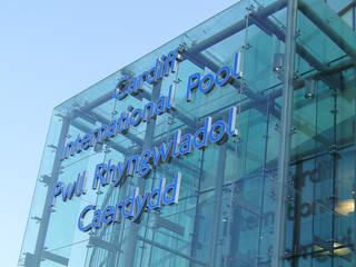 Der Cardiff International Pool  in Wales © Seth Whales