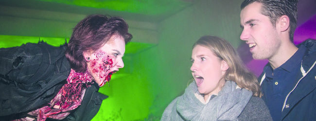 Haloween Horror Fest © Movie Park Germany