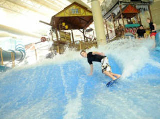 Avalanche Bay Indoor Waterpark © Avalanche Bay Indoor Waterpark