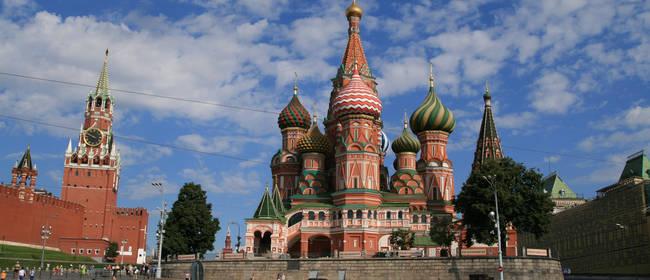 Ausflugsziele und Attraktionen in Russland