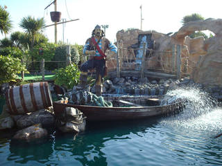 Pirates Cove Adventure Golf © Pirates Cove Adventure Golf
