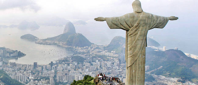 Ausflugsziele und Attraktionen in Brasilien