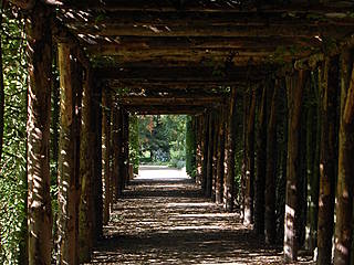 Geruchstunnel im Botanischen Garten Gütersloh. © Mara ~earth light~ free potential