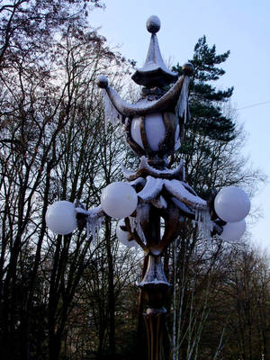 Winter in Efteling
