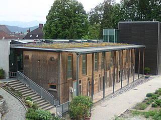 Gewächshaus im Botanischen Garten des Kärntner Botanikzentrums. © JJ55