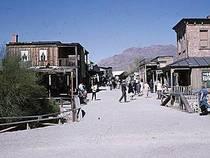 Westernstadt in den Old Tucson Studios. © RichardBH