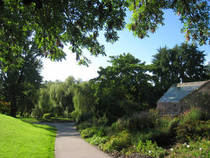 Botanisk hage Oslo © Daderot
