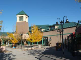Eingang zum Albuquerque Aquarium  © PerryPlanet