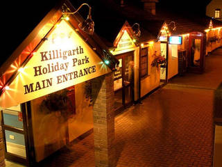 Killigarth Manor Holiday Park © Killigarth Manor Holiday Park