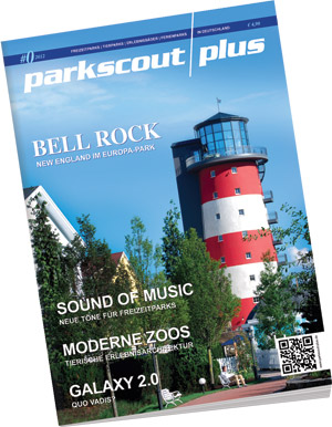 Cover parkscout | plus 01/2012